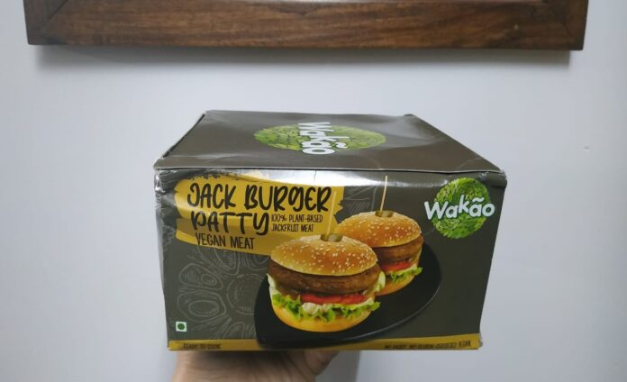 wakao burger patty