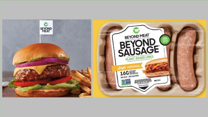 beyond meat india